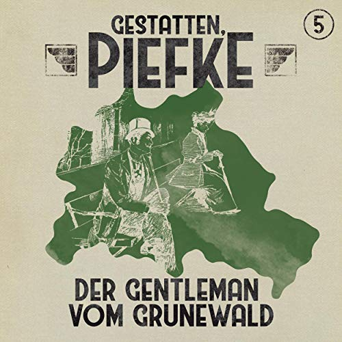 Der Gentleman vom Grunewald  By  cover art