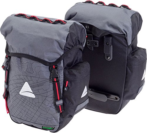 Axiom Unisex Adult Pannier Bag Seymour Oceanweave 22+ - N/A,...