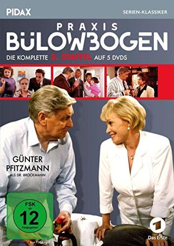 Praxis Bülowbogen - Staffel 5 (5 DVDs)
