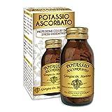 Dr. Giorgini Integratore Alimentare, Potassio Ascorbato Pastiglie - 90 g