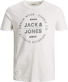 Jack and Jones JJEJEANS TEE SS CREW NECK NOOS 20/21 T-Shirt Erkek
