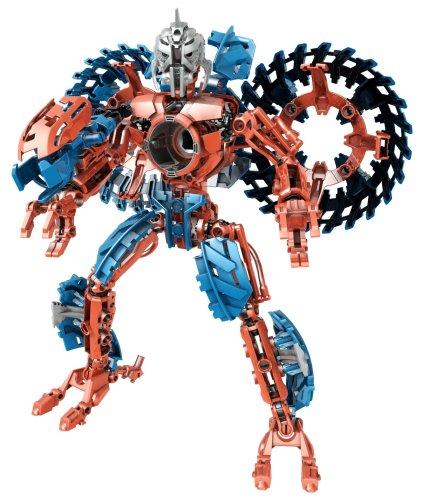 Mega Bloks NEO Shifters Robot -Nova Yor -Blue - Paladin Leader