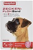 Beaphar 121694 Hunde Zecken-Flohband SOS Junior