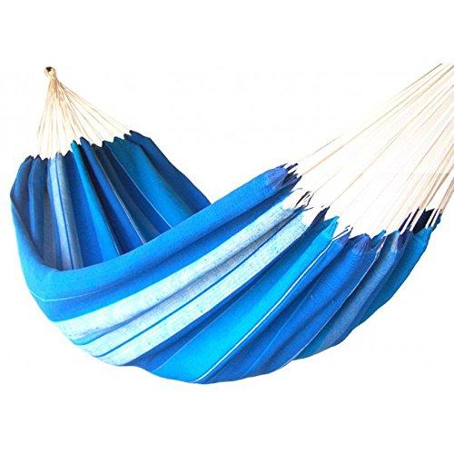 as Hammock XL Hamac Art Blue 340/x 150/x 5/cm Bleu