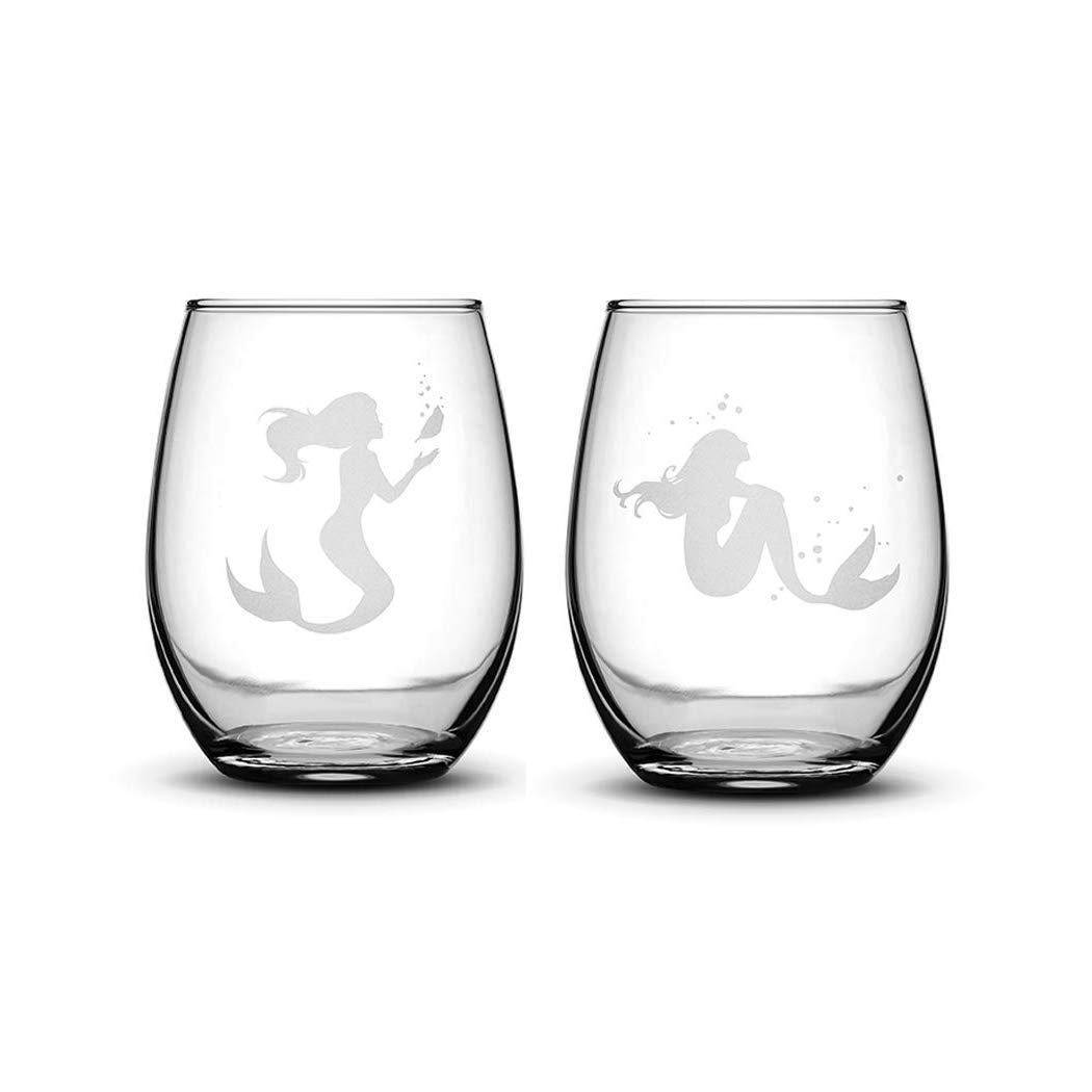 Integrity Bottles Premium Stemless Wine Clearance SALE! Limited time! Glasses Set trend rank of 2 Merma