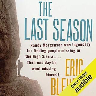 The Last Season audiobook cover art