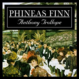 Phineas Finn audiobook cover art