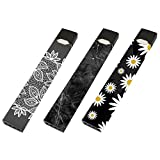 MightySkins Skin Compatible with Juul Pack of 3 Skins | Protective, Durable, and Unique Vinyl Decal wrap Cover | Easy to Apply, Remove, and Change Styles | Made in The USA