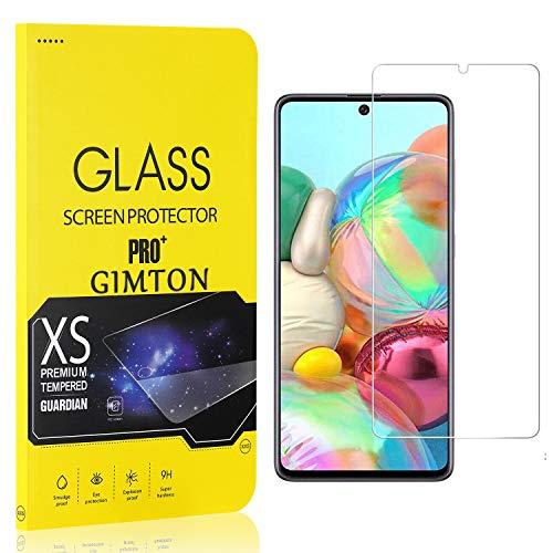 GIMTON Displayschutzfolie für Galaxy Note 10 Lite, 9H Härte, Anti Bläschen Displayschutz Schutzfolie für Samsung Galaxy Note 10 Lite, Einfach Installieren, 3 Stück