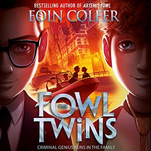 The Fowl Twins Titelbild