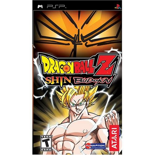 Dragonball Z Shin Budokai - Sony PSP