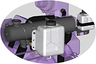 Fresh Water System for Mercruiser SBC Marine Engines. Fits years 1999-2015. Half System.