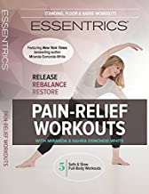 ESSENTRICS Pain Relief Workouts DVDs