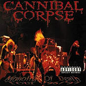 Cannibal Corpse - Monolith Of Death