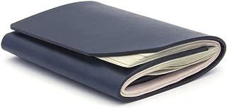 Ezra Arthur Cash Fold Wallet - Navy
