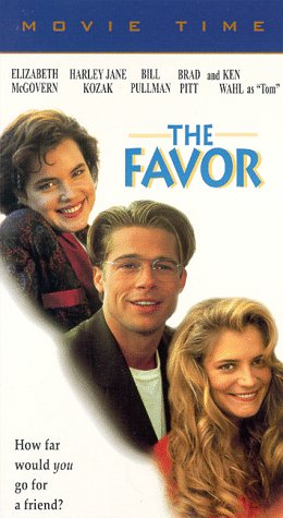 The Favor [USA] [VHS]