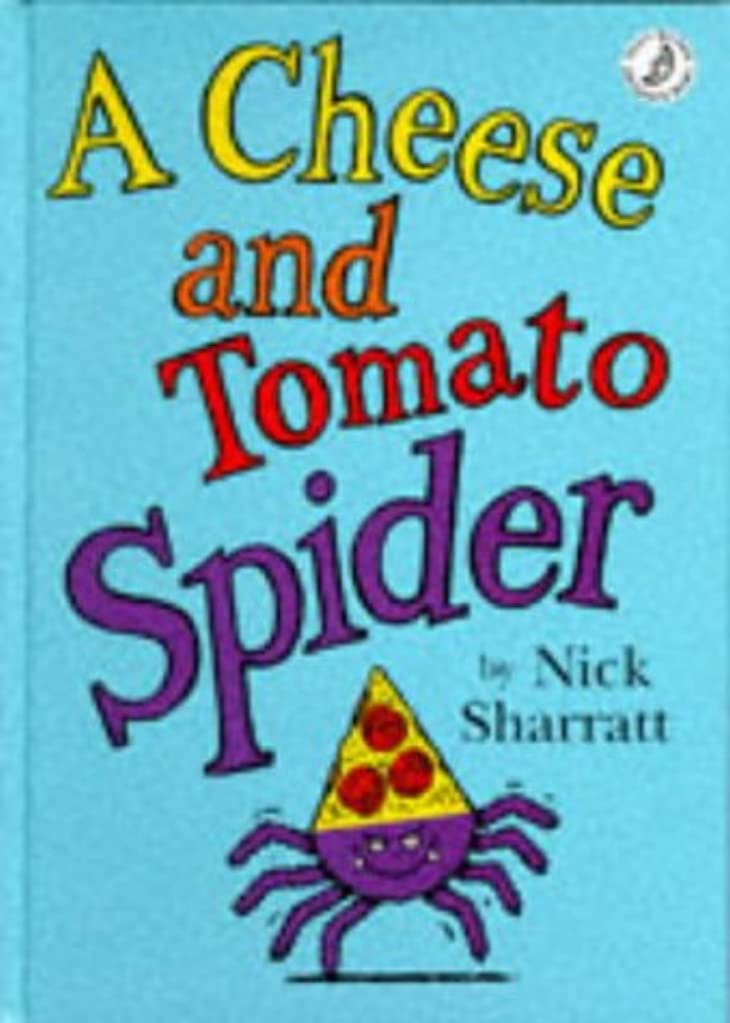 空マディソン広くA Cheese and Tomato Spider (Picture Books)
