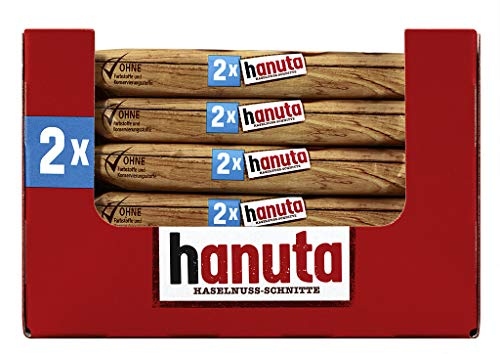 Hanuta (18 x 2 Waffeln)