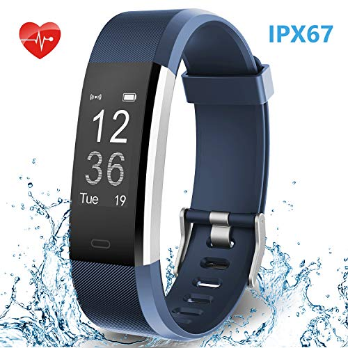 HolyHigh Waterproof Smart Watch Fitness Band