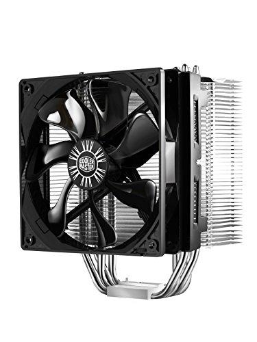 Cooler Master Hyper 412S CPU-Kühler '4 Heatpipes, 1x 120mm Lüfter, 3-Pin' RR-H412-13FK-R1