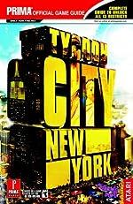 Tycoon City - New York: Prima Official Game Guide de Mark Cohen