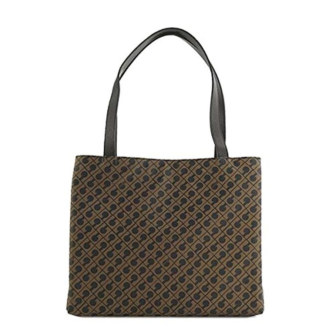 香ばしい押し下げるオープナー(ゲラルディーニ) GHERARDINI SHOPPING BAG ショルダーバッグ #GH0222 TABACCO/MOKA 並行輸入品