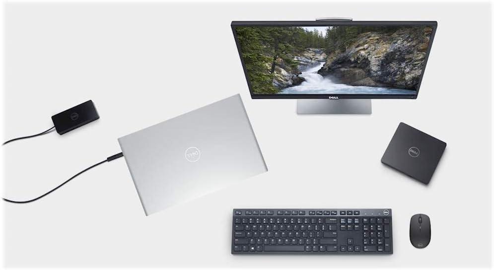 Dell 452-BCYT D6000 Universal Dock, Black