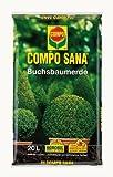 Compo Sana Buchsbaumerde 20l