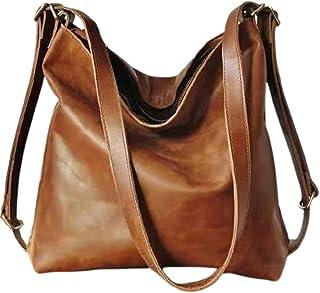 Sponsored Ad - Convertible Backpack Purse for Women Tote Handbags Crossbody Shoulder Hobo Satchel Bag