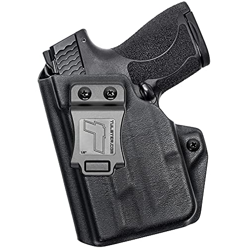 Tulster IWB Profile Holster in Left Hand fits: M&P Shield 9mm/.40 w/TLR-6