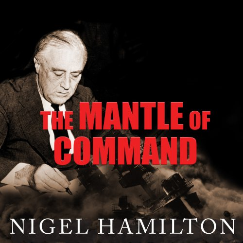 The Mantle of Command audiobook cover art