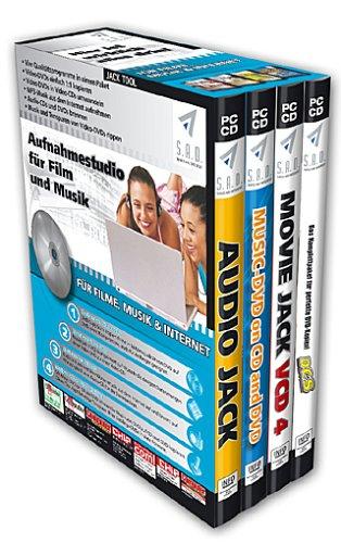 Aufnahmestudio für Film und Musik [CD-ROM]