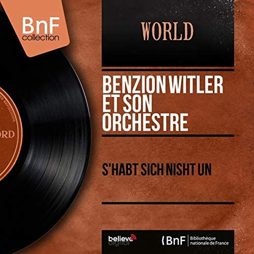 Benzion Witler et son orchestre