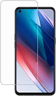 Wuzixi Oppo Reno5 5G Screen Protector.HD transparent scratch-resistant tempered glass screen protector, Screen Protector f...