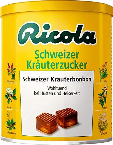 Ricola Swiss Herbal Sweets | Schweizer Kräuterzucker | 250 g | Ricola | Switzerland