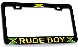 Best rude license plate frames Reviews