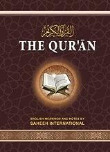 Qur'an By Saheeh Intl (Arabic-english)(8.5 X 5.5)