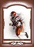 2004 Donruss Classics Timeless Tributes Red #196 Will Poole/100
