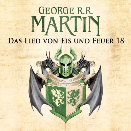 Game of Thrones - Das Lied von Eis und Feuer 18 audiobook cover art