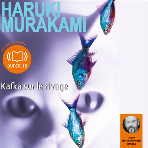Kafka sur le rivage  cover art