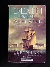 Death in the West Wind (John Rawlings, #7)