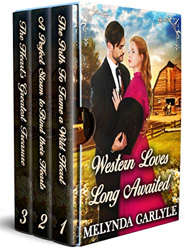 Western Loves Long Awaited: A Historical Western Romance Book Collection