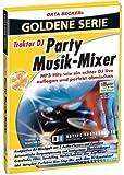 Traktor - DJ Party Musik-Mixer