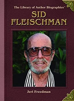 Sid Fleischman (Library of Author Biographies) 0823940195 Book Cover