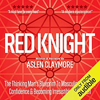 Red Knight audiobook cover art