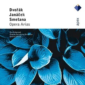 Smetana, Dvorák & Janácek : Opera Arias  -  Apex