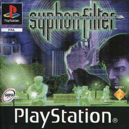 Playstation 1 - Syphon Filter 1