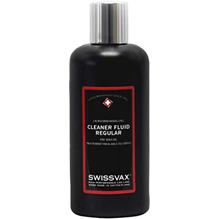 Swissvax 1022720 Cleaner Fluid Professional Regular 500 Ml Auto