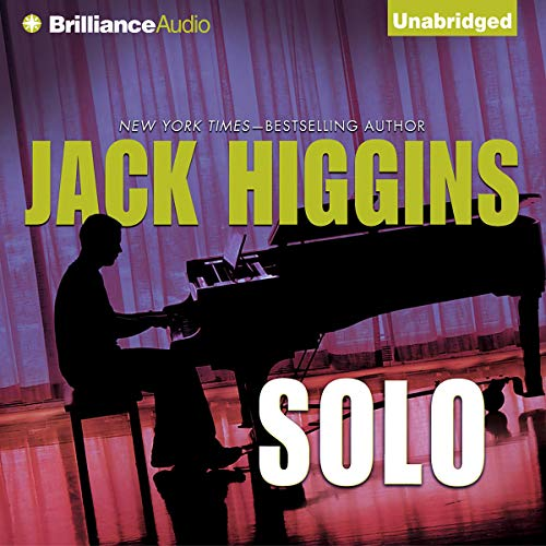 Solo Audiobook By Jack Higgins cover art