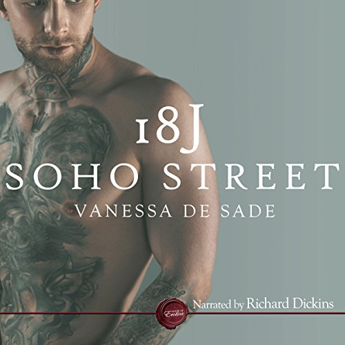 18J Soho Street audiobook cover art